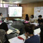 フィリピンPJ linkの日本語授業風景