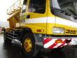 塩カル凍結材散布車 4WD